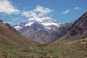 Aconcagua, Chile