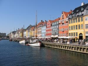 Photo: Nyhavn, hemogenes, stock.xchng.com