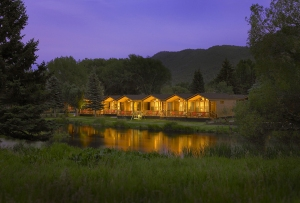 Photo: Rustic Inn Creekside Resort & Spa