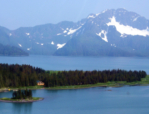 Photo: Kenai Fjords Glacier Lodge