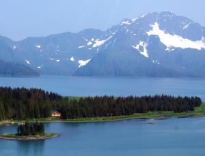 Photo: Kenai Fjords Glacier Lodge