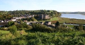 Photo: Laugharne Corporation