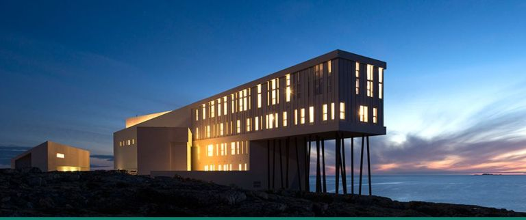 Photo: Fogo Island Inn
