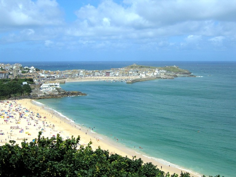 St. Ives, Cornwall, England