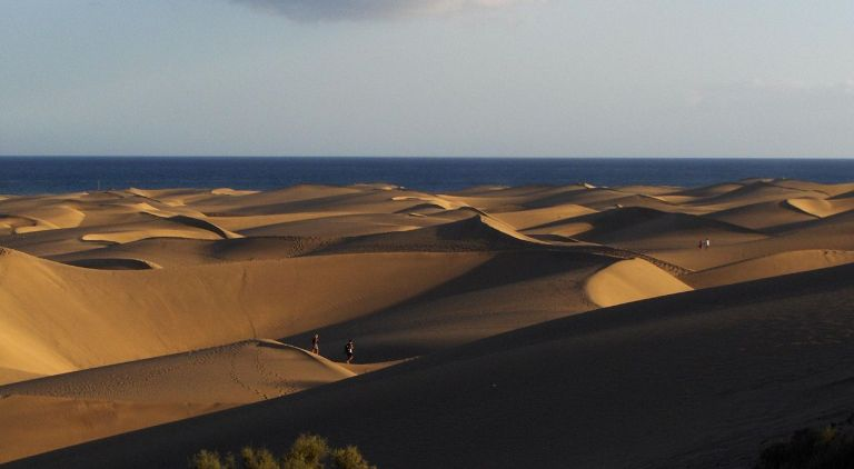 Dunas de Maspalomas, Gran Canaria, Canary Islands