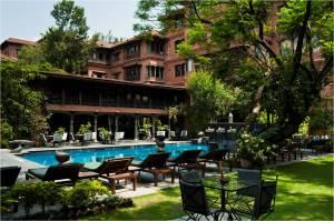 Photo: Dwarika's Hotel
