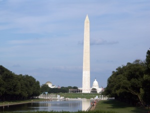 Washington Monument and the U.S. Capitol Photo by: Destination DC