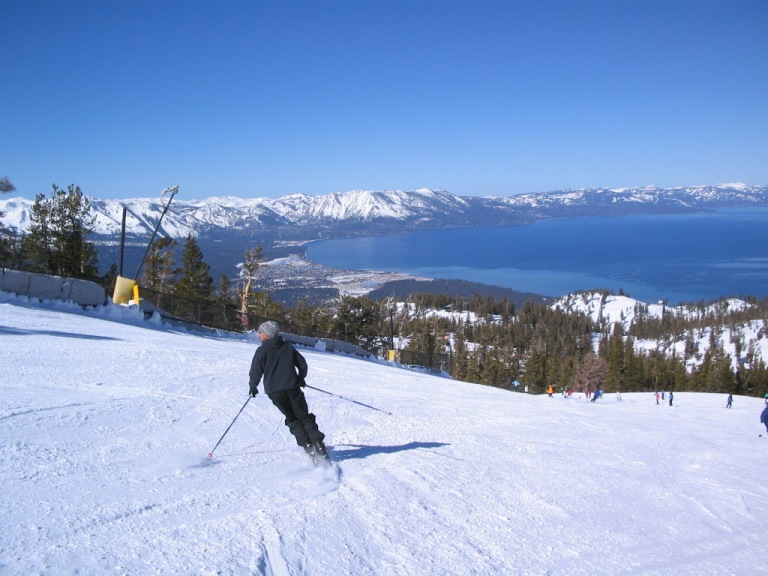 Heavenly Mountain, Lake Tahoe