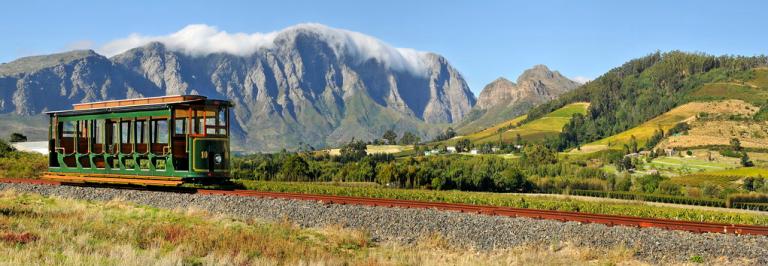 Photo: Franschhoek Wine Tram