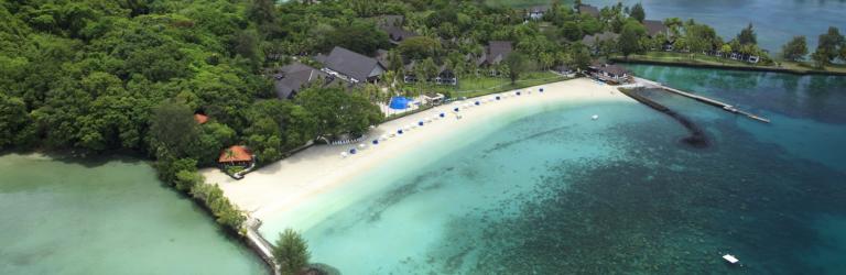 Photo: Palau Pacific Resort