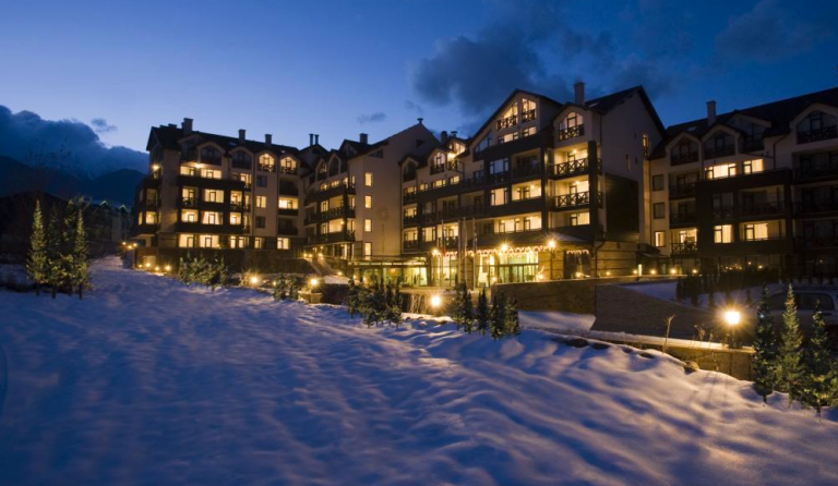 Photo: Premier Luxury Mountain Resort