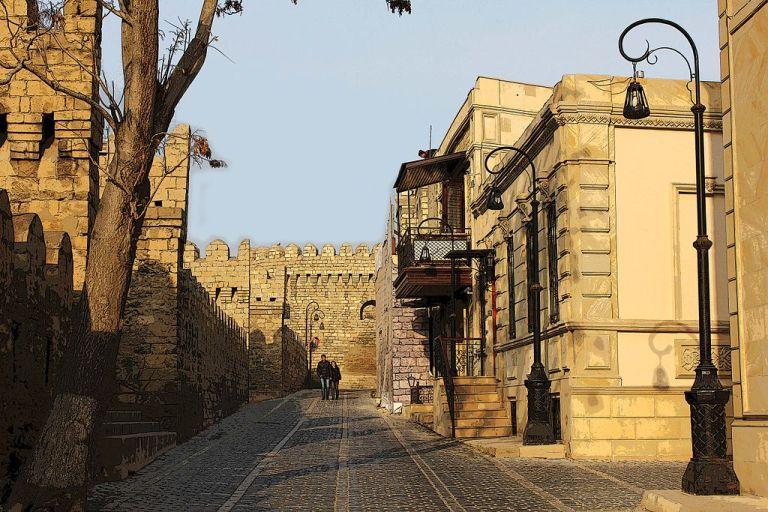 Icheri Sheher, Baku, Azerbaijan