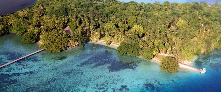 Photo: Tavanipupu Private Island Resort