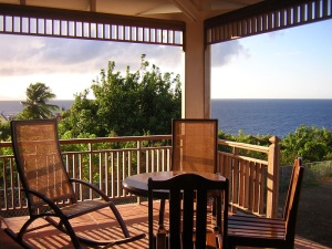 Photo: Statia Lodge