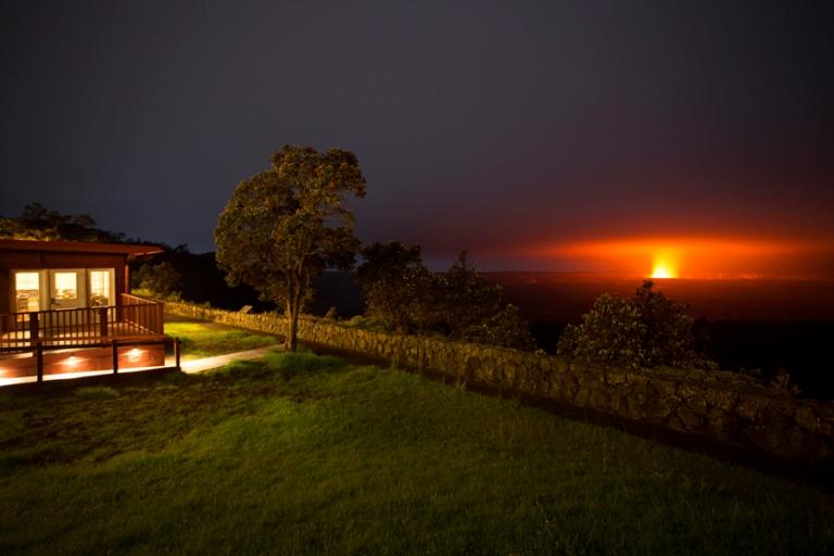 Photo: Volcano House