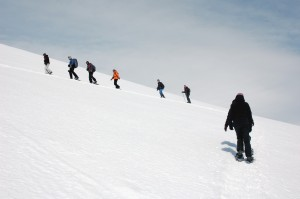Photo: Snowshoeing in Antarctica © Elke Lindner-Oceanwide Expeditions - See more at: http://www.oceanwide-expeditions.com/trips/interest/hiking-snowshoeing/#sthash.N5P3BrE2.dpuf