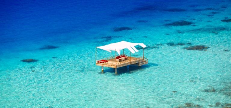 Photo: Baros Maldives