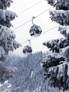 Photo: Shymbulak Ski Resort