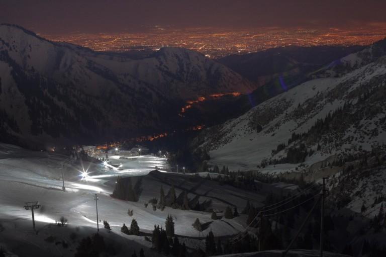 Photo: Shymbulak Ski Resort