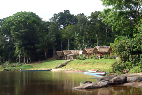 Photo: Danpaati River Lodge