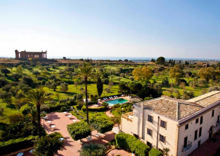 Photo: Hotel Villa Athena