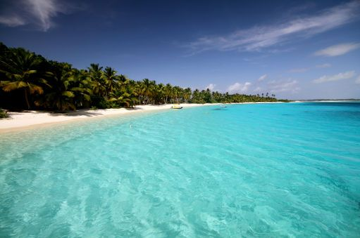 Photo: Cocos Keeling Island