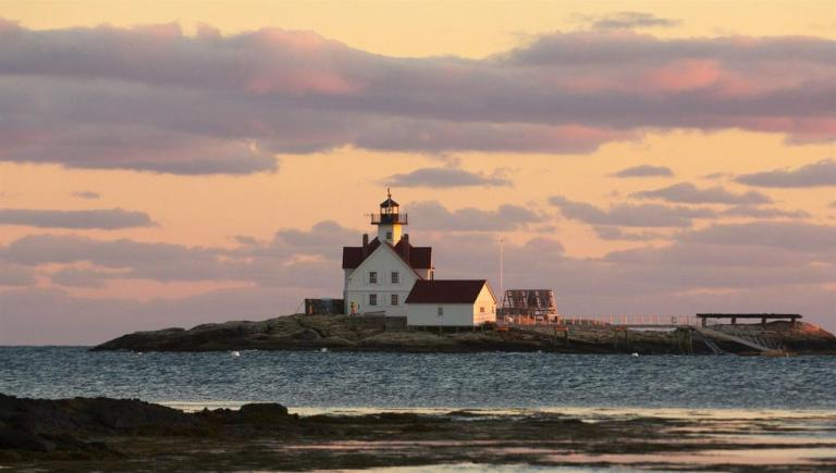Photo: Inn at Cuckolds Lighthouse