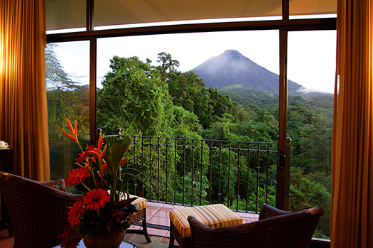 Photo: Hotel Arenal Kioro