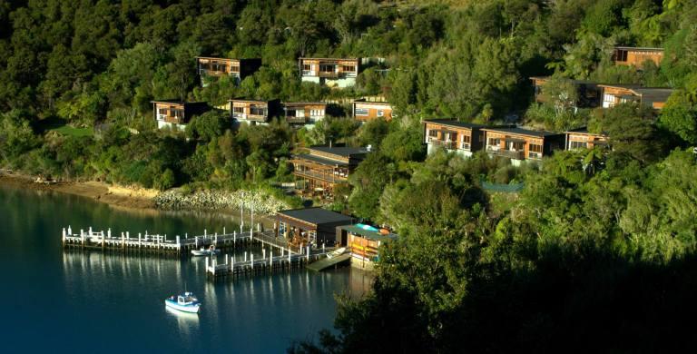 Photo: Bay of Many Coves