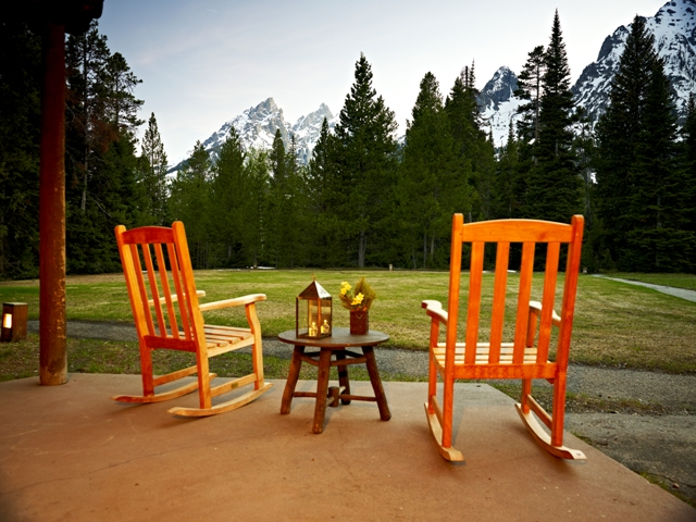 Photo: Grand Teton Lodge Company & Flagg Ranch Company