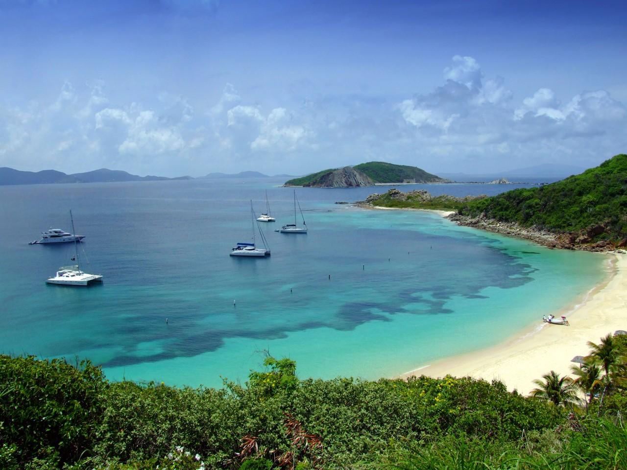 Temperatures In The British Virgin Islands