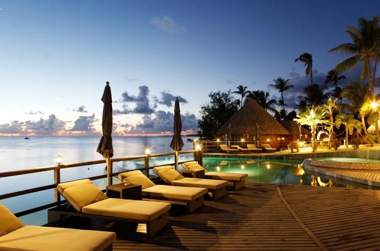 Photo: Hotel Kia Ora Resort & Spa