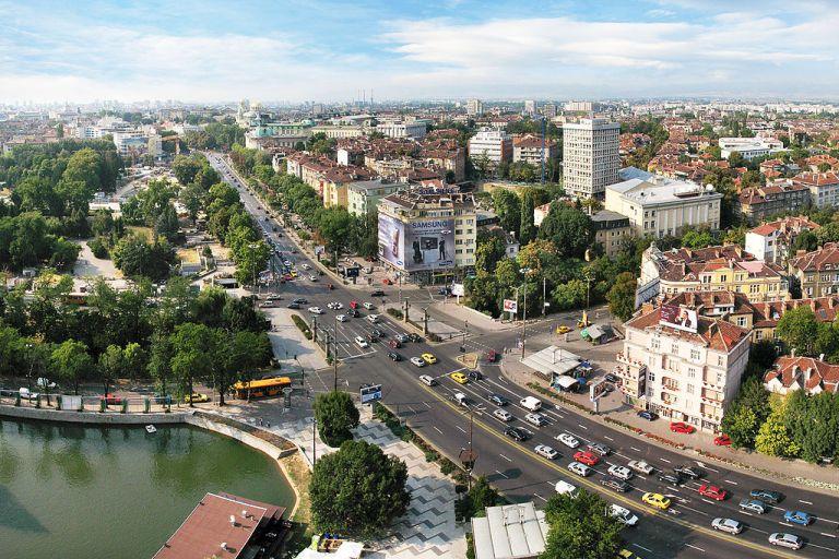 Photo: Boby Dimitrov from Sofia, Bulgaria (Downtown Sofia) [CC-BY-SA-2.0 (http://creativecommons.org/licenses/by-sa/2.0)], via Wikimedia Commons