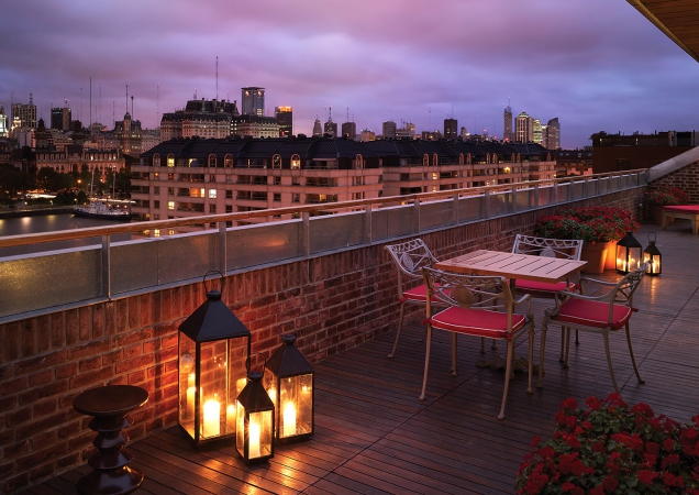 Photo: Faena Hotel Buenos Aires