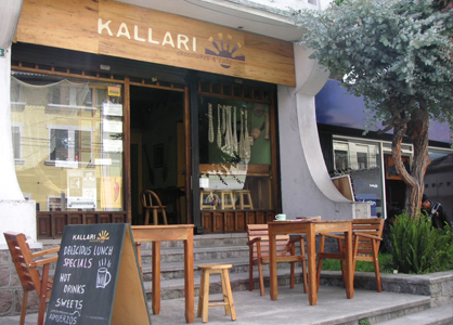 Photo: Kallari Chocolate Lounge