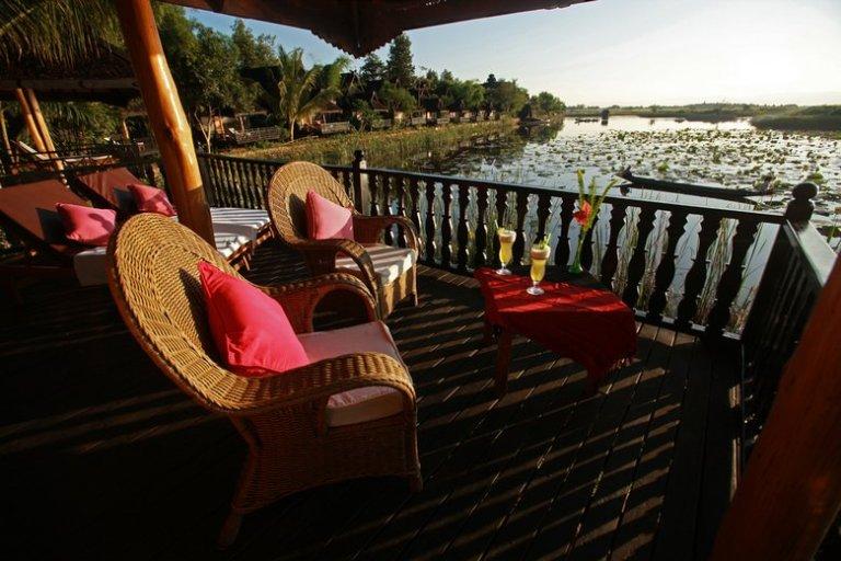 Photo: Inle Princess Resort