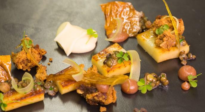 Photo: Fearrington House Restaurant
