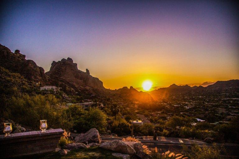 Photo: Sanctuary Camelback Mountain