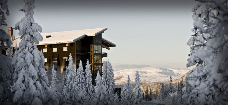 Photo: Copperhill Mountain Lodge