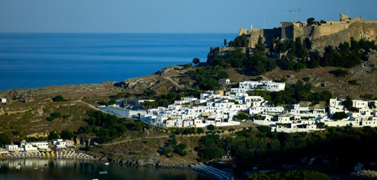Photo: Lindos Blu Rhodes Luxury Hotel & Suites