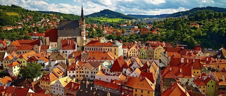 Photo: Bellevue, Hotel Krumlov