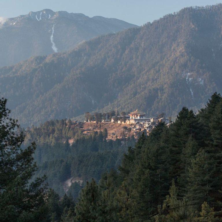 Photo: Gangtey Goenpa Lodge