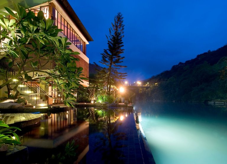 Photo: Volando Taipei Urai Spring Spa & Resort