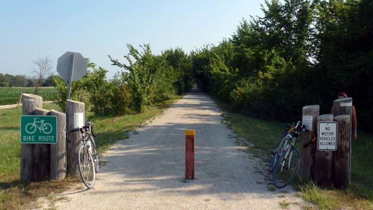 Photo: BikePrairieSpirit.com