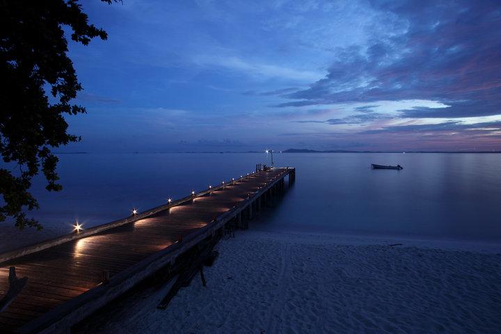 Photo: Nikoi Island