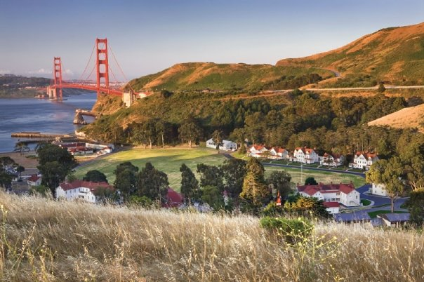 Photo: cavallo point – the lodge at the golden gate