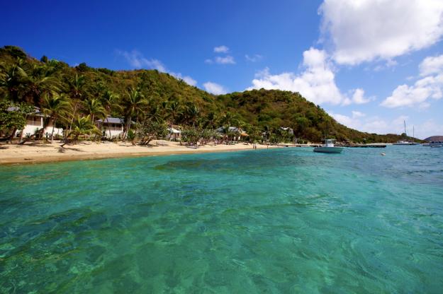 Photo: Cooper Island