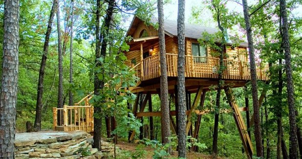 Photo: Treehouse Cottages