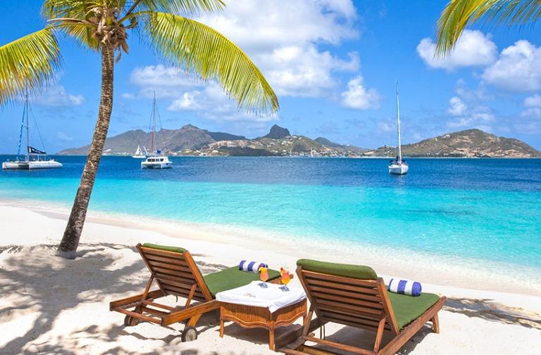 Photo: Palm Island Resort
