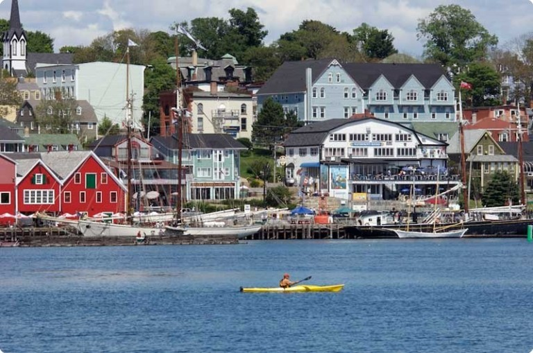 Photo: Tourism Nova Scotia via Town of Lunenburg